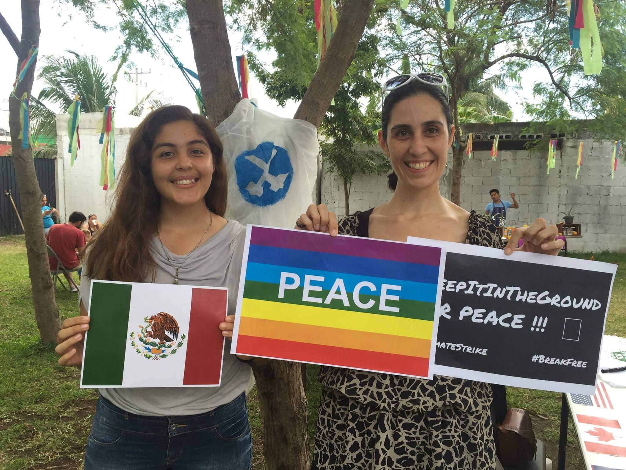 Mexico – Itziar Ruiz, Fernanda Gonzalez